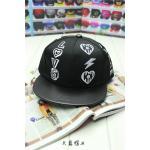 หมวก LOVE (สีดำ)