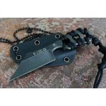 Max Knives Fusion 1 fixed blade knife, cooperation Perrin - Janich MAX KNIVES