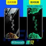 เคส Huawei Nova 3i เรืองแสงได้ในที่มืด Grow in the dark แบบที่ 4