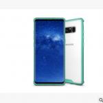 เคส Samsung Note 8 พลาสติกโปร่งใส Crystal Clear ขอบปกป้องสวยงาม แบบที่ 3