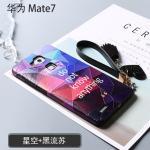 เคส Huawei Mate 7 พลาสติกสกรีนลายกราฟฟิกน่ารักๆ ไม่ซ้ำใคร สวยงามมาก แบบที่ 2