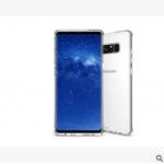 เคส Samsung Note 8 พลาสติกโปร่งใส Crystal Clear ขอบปกป้องสวยงาม แบบที่ 2