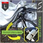 sabai cover ผ้าคลุมจักรยาน - รุ่น TRAVELLER size L