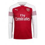 เสื้ออาร์เซนอล 2018 2019 ทีมเหย้าแขนยาวของแท้