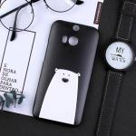 เคส HTC One M8 พลาสติกสกรีนลายน่ารักๆ เท่ หลายแนว แบบที่ 21