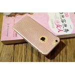 เคส tpu กากเพชร Star shine ไอโฟน 6/6s 4.7 นิ้ว-ชมพู