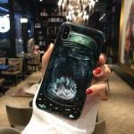 เคส iPhone X พลาสติก TPU สกรีนลายสวยงามมาก สามารถดึงกางออกมาตั้งได้ แบบที่ 4
