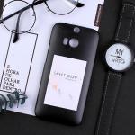 เคส HTC One M8 พลาสติกสกรีนลายน่ารักๆ เท่ หลายแนว แบบที่ 17