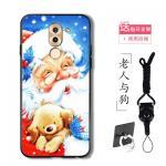 เคส Huawei GR5 (2017) พลาสติก TPU สกรีนลายคริสมาสต์ แบบที่ 4