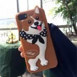 เคส iPhone 7 (4.7 นิ้ว) ซิลิโคน soft case การ์ตูน 3 มิติ แสนน่ารัก แบบที่ 1