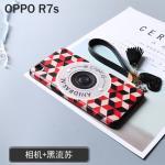 เคส OPPO R7S พลาสติกสกรีนลายกราฟฟิกน่ารักๆ ไม่ซ้ำใคร สวยงามมาก ราคาถูก (ไม่รวมสายคล้อง) แบบที่ 3