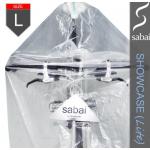 sabai cover ผ้าคลุมจักรยาน - รุ่น SHOWCASE Lite - [ SIZE L ]