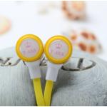 หูฟัง In Ear T-ARA (สีเหลือง)