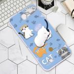เคส Samsung Note 2 พลาสติกสกรีนลายการ์ตูน พร้อมการ์ตูน 3 มิตินุ่มนิ่มสุดน่ารัก แบบที่ 4