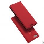 เคส OPPO R15 Pro แบบฝาพับหนังเทียม ใส่บัตรได้ ตั้งได้ ด้านในเป็นซิลิโคน พรีเมี่ยมสวยงามมาก แบบที่ 2