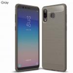 เคส Samsung A8 Star ซิลิโคนสีพื้นสวยงามมาก แบบที่ 3