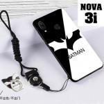 เคส Huawei Nova 3i เคสซิลิโคนลายการ์ตูน น่ารักๆ หลายลาย พร้อมแหวนจับมือถือลายเดียวกับเคส แบบที่ 3