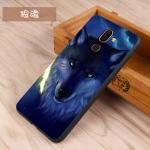 เคส Nokia 7 Plus ซิลิโคน TPU สกรีนหลากหลายแบบ แบบที่ 13
