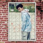 จิกซอว์ iKON YG (ไม่มีกรอป)