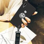 เคส Huawei Nova 3i เคสซิลิโคนปรับกากเพชรกริตเตอร์หน้ายิ้ม ฟรุ้งฟริ้ง สวยๆ แบบที่ 3
