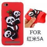 เคส Xiaomi Redmi 5A ซิลิโคน soft case ประดับแพนด้าแสนน่ารัก แบบที่ 5