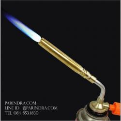 หัวไฟแช็คแก๊สความร้อนสูงหัวทองเหลือง Brazing Kovea KT-2104 ร้อนแรงสุดๆ สำหรับเชื่อมทองแดง