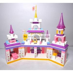 เจ้าหญิง (Princess) S-0251. ตัวต่อเลโก้จีน ปราสาทเจ้าหญิง