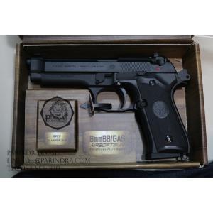 ปืน BBgun Berretta 92FS Black 6 mm. AirSoftGun