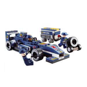 รถแข่ง (Formula cars) S-0351. ตัวต่อเลโก้จีน รถแข่งเล็ก