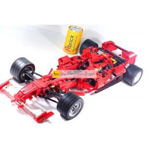 กลไก (Technic) D-3335 ตัวต่อเลโก้จีน เฟอรารี่ F1 ขนาด 1:8