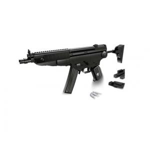 โมเดล (Model) A-22705. ตัวต่อเลโก้จีน ปืนกล