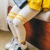 กางเกงเลคกิ้งน้องหมีสีครีม แพ็ค 4 ชิ้น [size 1y-2y-3y]