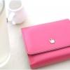 Crown Wallet D. (Cherry Hot Pink)