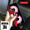 เคส Huawei Nova 3i เคสซิลิโคนลายแนวสวยๆ พร้อมที่จับแบบขาตั้งวงกลมและสายคล้องลายเดียวกับเคส สวยๆ แนวๆ
