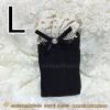 K7046 : สีดำ Size L