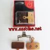 ผ้าเบรคLE BIYCLE COOMA Disc Brake Pads