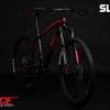 จักรยานเสือภูเขา KAZE Race SLASH ,XT 22speeds เฟรมอลู X7 Superlight 2018