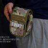 กระเป๋าคาดเอว รุ่น SX-011 ผ้าไนลอนลาย SWAT สีลายพราง