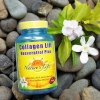 # ริ้วรอยลึก # Nature's Life, Collagen Lift, Resveratrol Plus, 60 Veggie Caps