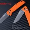 มีดพับ Ganzo Firebird รุ่น FB7603 OR ด้ามสีส้ม ของแท้ 100%