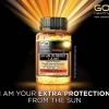 # วิตามินกันแดด # GO Healthy Go Sun UV Protect 1-A-Day 60 softgels
