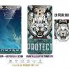 Huawei GR5 (2017) ฟิล์มกระจกนิรภัยด้านหน้า ลายการ์ตูน / สติ๊กเกอร์ฟิล์มด้านหลัง ราคาถูก (ไม่รวมแหวน)