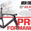 Fuji Norcom Straight 1.1 Frameset 2017 Triathlon Bike