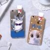 เคส tpu ลายแมวเกาะ ซัมซุง J7 Pro(ใช้ภาพรุ่นอื่นแทน)