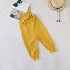 เอี๊ยมเด็กสีเหลืองอ่อน [size 4y-5y-6y]
