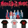 เสื้อยืด SHINee - Married To The Music