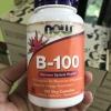 # กระปุกเปื้อน # Now Foods, B-100, 100 Capsules