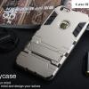 เคส iphone 6 (4.7) เคสกันกระแทกแยกประกอบ 2 ชิ้น ด้านในเป็นซิลิโคนสีดำ ด้านนอกพลาสติกเคลือบเงาโลหะเมทัลลิค มีขาตั้งสามารถตั้งได้ สวยมากๆ เท่สุดๆ ราคาถูก ราคาส่ง