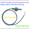 3 %RH, Voltage output Humidity and Temperature sensor