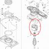 ฟิลคอยล์ เครื่องขัดกระดาษทราย Maktec รุ่น MT923 (แท้ - สินค้าไม่มีในสต้อก)